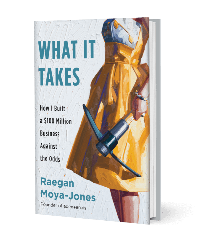 Book: What It Takes R. Moya-Jones